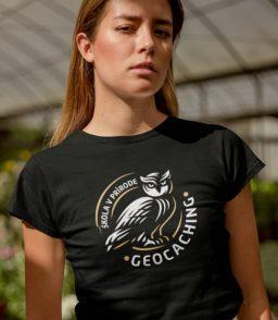 Tričko ŠvP - Veľká sova