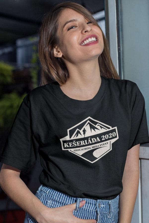 Tričko Kešeriáda - Bežec