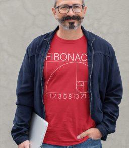 Tričko Fibonacci