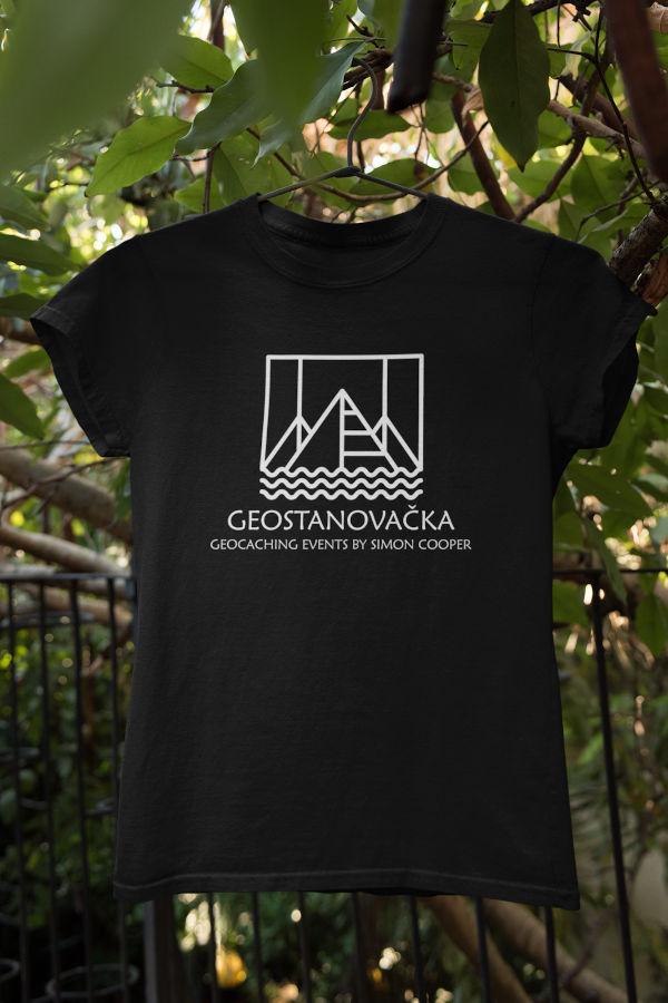 Tričko Geostanovačka