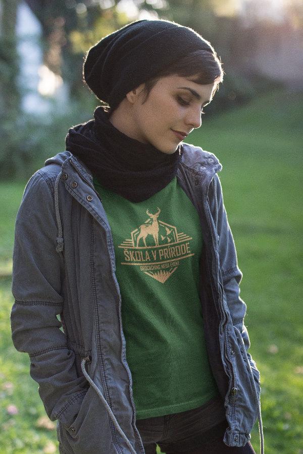 Tričko ŠvP - Majestátny jeleň