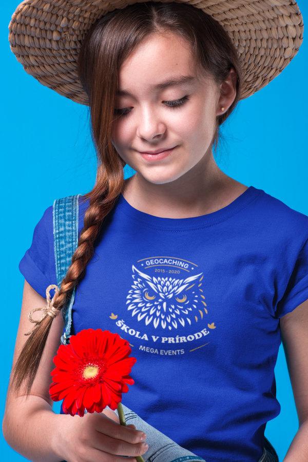 Tričko ŠvP - Sova (v. 2020)